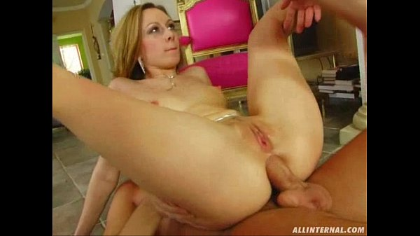 All Internal Vivien gets DP and internal cumshot explosion Thumb