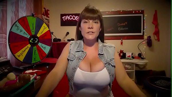Hot Milf Stepmom fucks Stepson JOI