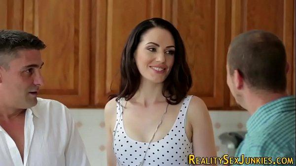 Real pornstar bukkaked