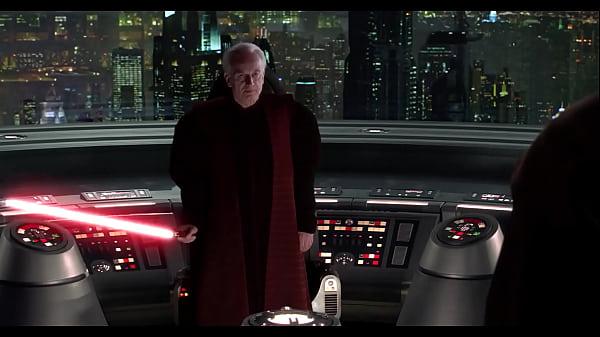 Violación de Maestros Jedi por Darth Sidious