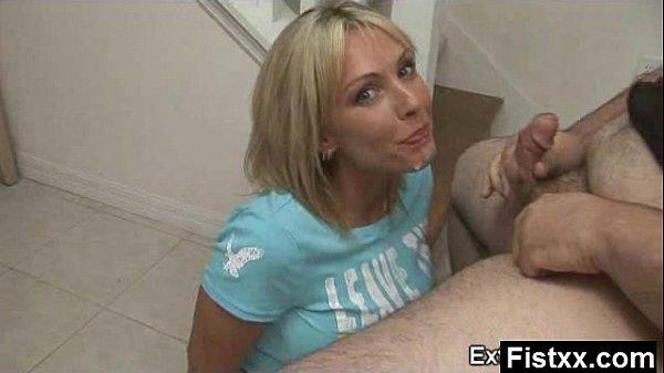 Superb Titty Enthralling Fisting Slut Secretly Screwed