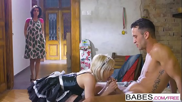 Babes - Step Mom Lessons - Fair Maiden  starring  Kai Taylor and Vicky Love and Zazie Skymm clip Thumb