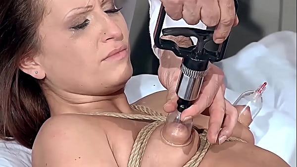 Kinky therapies. Mia the sexy covered agent. Part 3. Now two men continue their hard interrogation. Now her two holes are used.