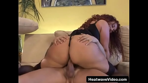 Thick stepmom is lonely and asks neighbor's stepson to come over to fuck her