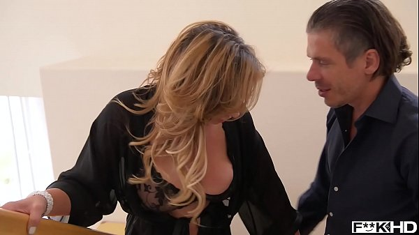 Perfect MILF Eva Notty - Hot Load on Her Huge Titties