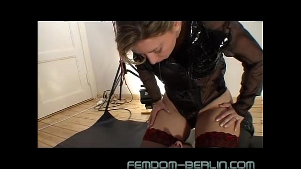 Berlin femdom slave videos