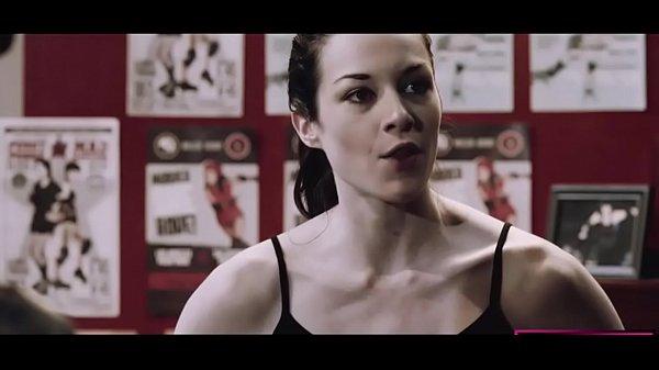 Tattooed Joanna fucks her teammate Stoya