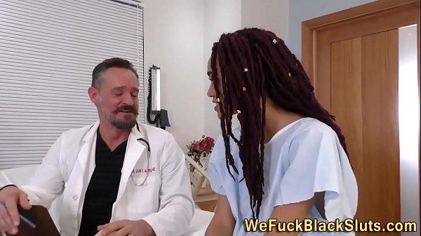 Black Hottie Gets Creamed  thumbnail