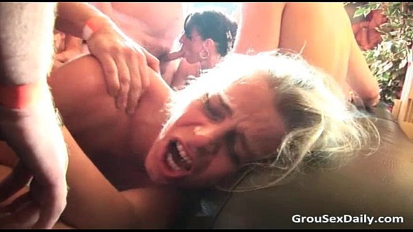 Amateur sluts getting destroyed by some