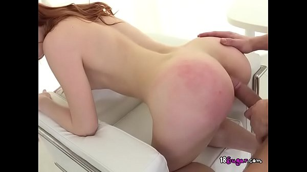 Sexy Babe Charli Red Gets Her Pussy Pummeled