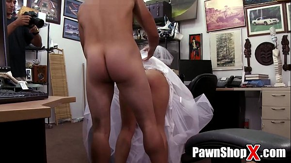 Here Cums the Big Booty Bride All Bitter and Desperate at the Pawn Shop xp14512 Thumb