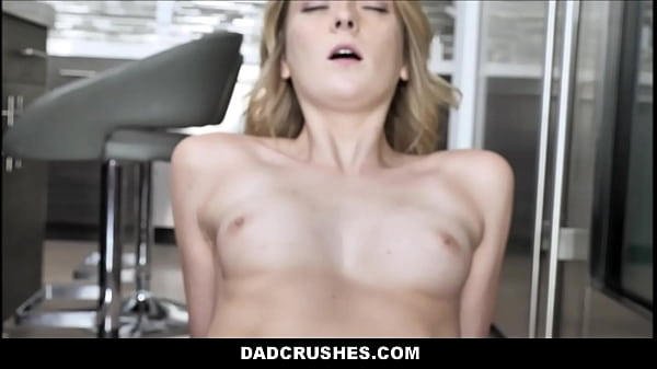 Skinny Blonde Teen Step Daughter Family Sex With Step Dad For Booze POV