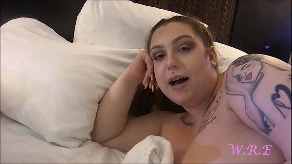 Pawg BBW Ruby Larose first time being exposed Thumb