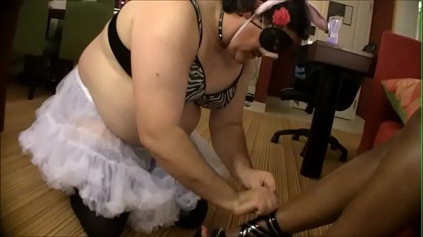 Black Godess Foot Worship Slave Thumb
