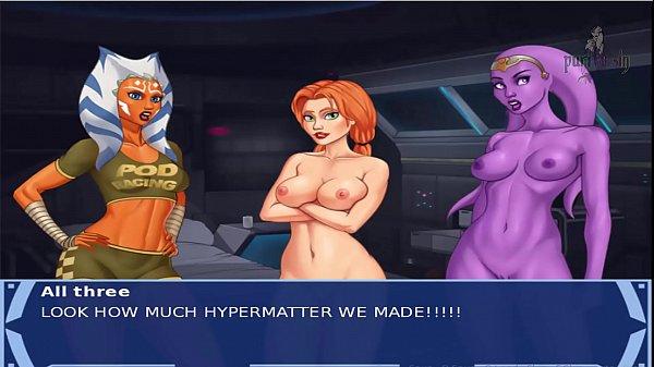 Star Wars Orange Trainer Part 45 cosplay bang hot xxx alien girls sith Thumb