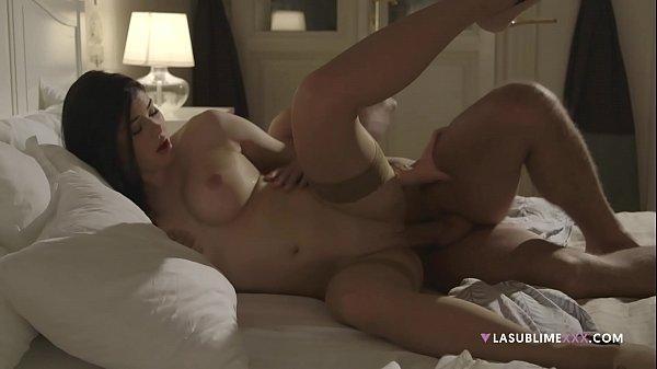LaSublimeXXX Lucy Li fucks huge cock
