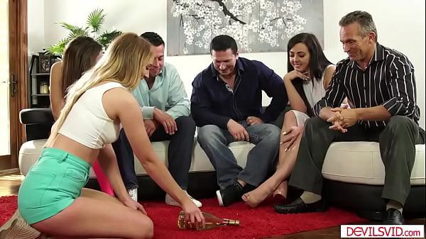 3 housewife swingers sharing husbands