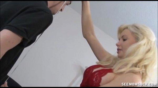 Public Blowjob German Blonde