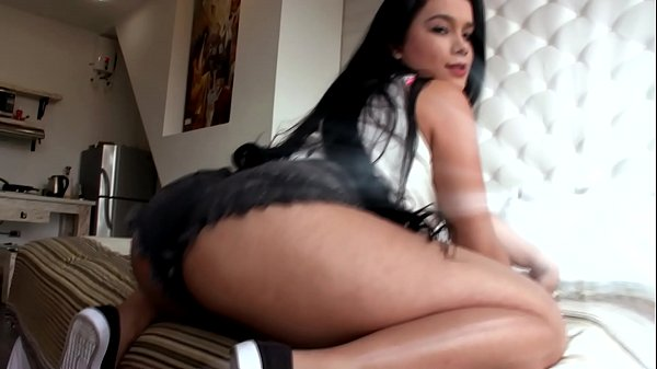 Real Latina Whore In Lingerie Ass Fucked Hard