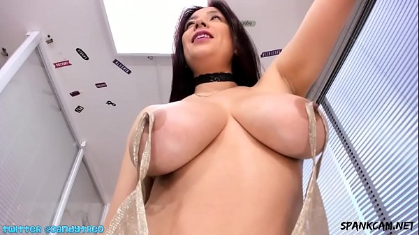 CandyTreo with hard nipples Thumb