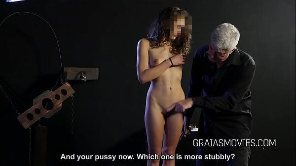 Young slut gets her punishment