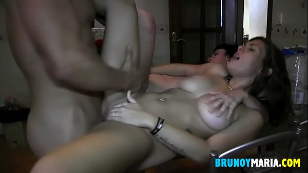 The Tender Young SOL Wants To Be A Fucking Machine, Threesome With Nadia And Bryan