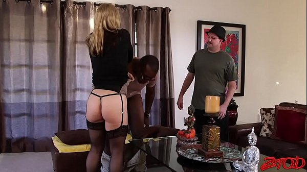 Sarah Vandella Loves A Huge Black Dick