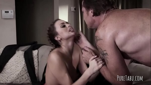 he fucks her real rough from behind