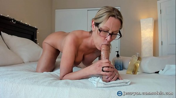 Sexy Milf On Live Cam Anal and Sloppy Blow Job Thumb