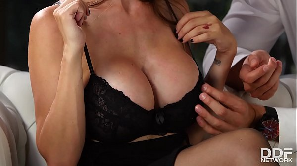 Busty Luxury Milf Mckenzie Lee Fucks the Hired Help Thumb