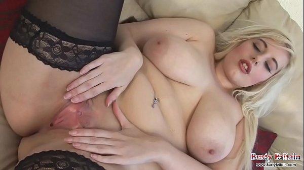 Chubby Big Tittied Blonde Slut Raphaella showing off