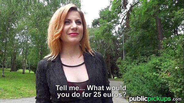 Czech Public Pickups Ryta
