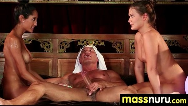 slippery massage with happy end 18