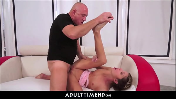 Petite Teen Granddaughter Gina Gerson Fucked By Grandpa For Skipping School Thumb