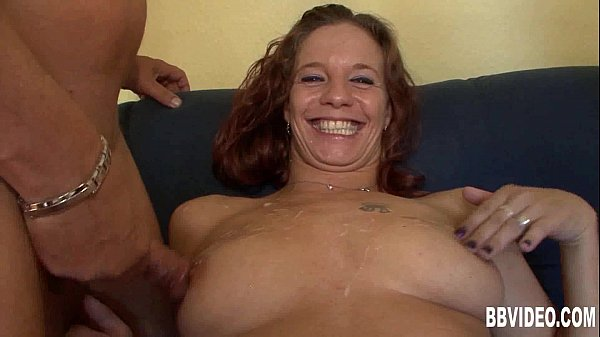 Naughty german milf gets double fucked