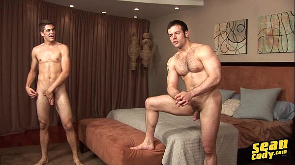 Behind the scenes of gay porn