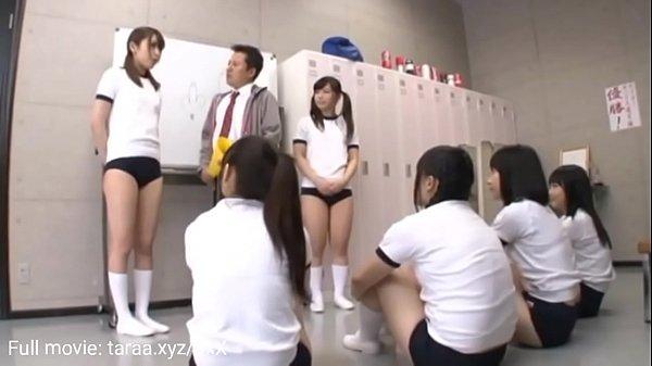 Tanári fizikai nevelés és szex a japán lányoknak Thumb