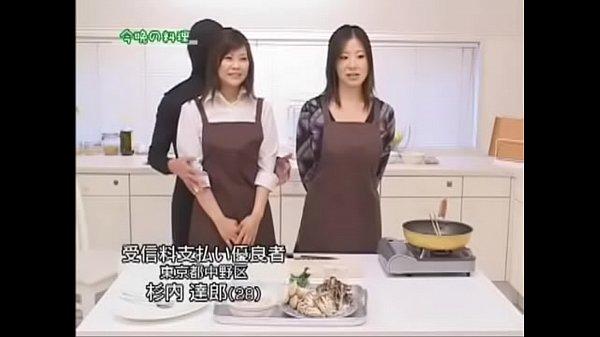 Vừa nấu ăn vừa chịch trên truyền hình nè | Full HD: bit.ly/2IaM43g Thumb