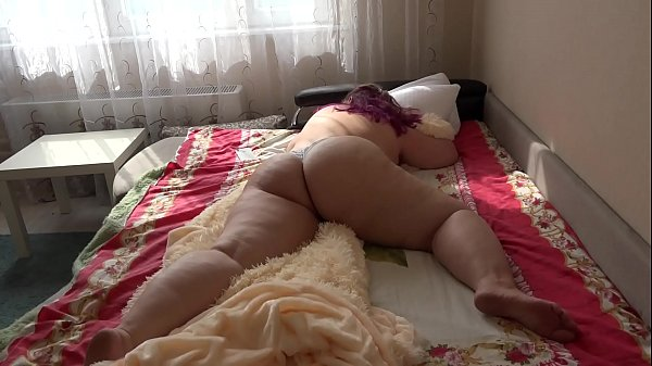 The usual morning of one beautiful bbw with a big ass. Fetish with smoking, with shower and hairy pussy. Thumb