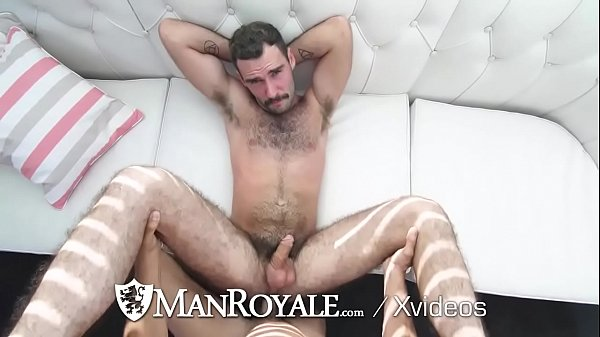 ManRoyale Two Soccer Hunks Fuck After Practice