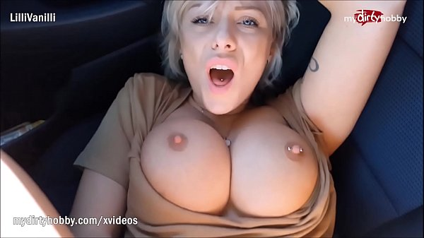 My Dirty Hobby - Curious student get's fucked in a car