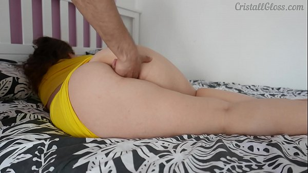 Fucked plump Sexy Girlfriend with My Fingers Thumb