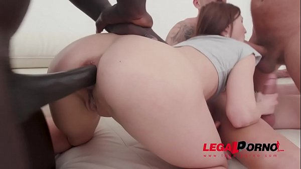 Mina assfucked 3on1 with DP & DAP SZ2404