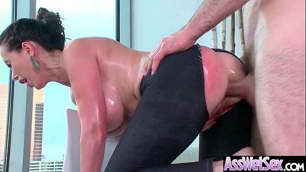 (Nikki Benz) Huge Ass Oiled Sexy Girl Enjoy Anal Sex video-26 Thumb