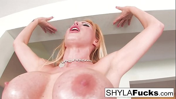 Sexy Nikki Benz and Shyla Stylez together for a girl on girl
