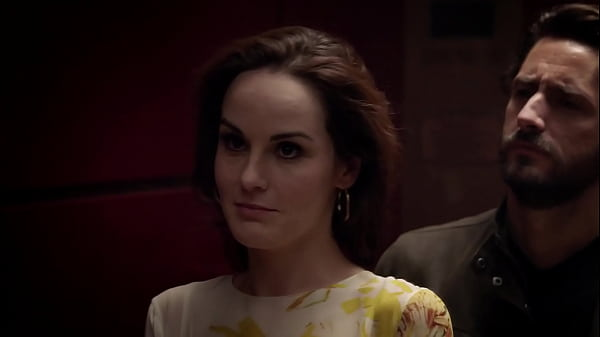 Michelle Dockery in Good Behavior 01x01 (Enhanced moans) Thumb
