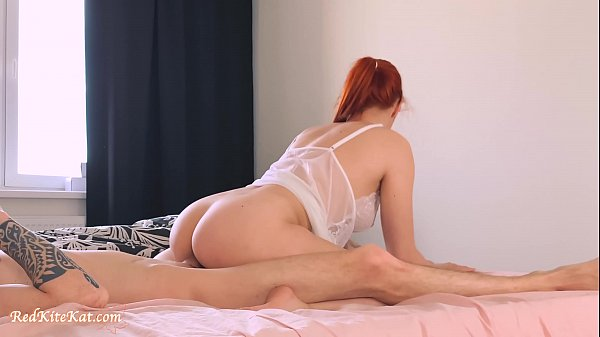 Beauty Woke from Tender Caresses and Was Hard F...