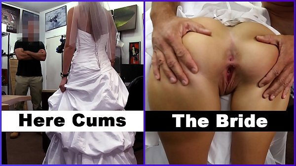 XXXPAWN - Here Cums The Bride, Abby Rose, Looking To Piss Off Her Ex Thumb