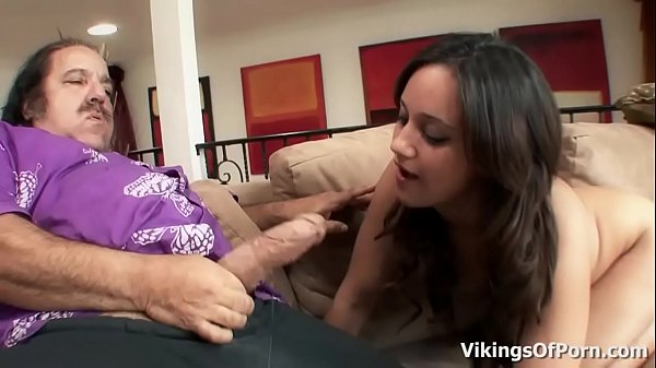 Teen stepdaughter Lynn Love gets fucked by her stepdad Ron Jeremy Thumb