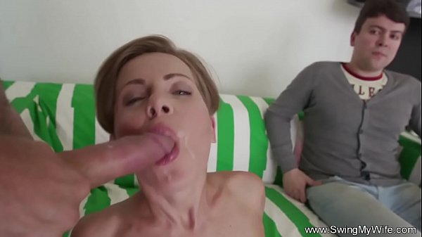 Deep Anal For Euro Swinger Wife